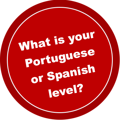 Check your Portuguese or Spanish proficiency
